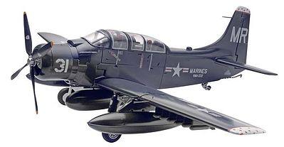 Revell-Monogram 1/48 AD5 (A1E) Skyraider Aircraft