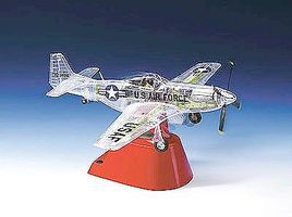 Revell-Monogram Phantom P51D Mustang Clear Version Aircraft (SSP) Plastic Model Airplane Kit 1/32 Scale #67