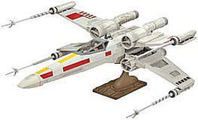 Revell-Monogram X-Wing Fighter Snap Tite Plastic Model Kit 1/29 Scale #85-1894