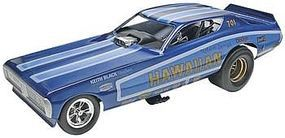 Hawaiian Charger Funny Car Plastic Model Car Kit 1/16 Scale #85-4082