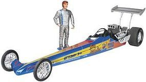 Revell-Monogram Jungle Jim Rail Dragster Plastic Model Car Kit 1/25 Scale #85-4312