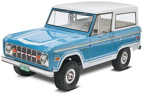 Ford Bronco Plastic Model Truck Kit 1/25 Scale #85-4320