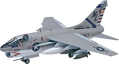 Revell-Monogram A-7A Corsair II Plastic Model Airplane Kit 1/48 Scale