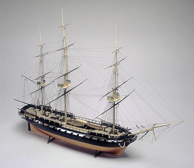 Revell-Monogram USS Constitution Plastic Model Sailing Ship Kit 1/96 Scale #850398