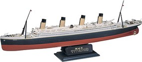 Revell-Monogram RMS Titanic Ocean Liner Plastic Model Commercial Ship Kit 1/570 Scale #850445