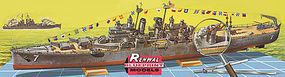 Revell-Monogram USS Springfield Plastic Model Military Ship Kit 1/500 Scale #850602