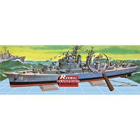 Revell-Monogram USS King Renwal Plastic Model Military Ship Kit 1/500 Scale #850603