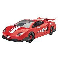 Revell-Monogram Revell Jr Race Car Snap Tite Plastic Model Vehicle Kit 1/20 Scale #851000