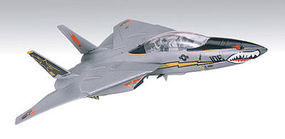 Revell-Monogram F-14C Tomcat Snap Tite Plastic Model Aircraft Kit 1/72 Scale #851180