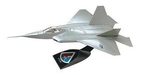 Revell-Monogram YF-22 Raptor Snap Tite Plastic Model Aircraft Kit 1/72 Scale #851198