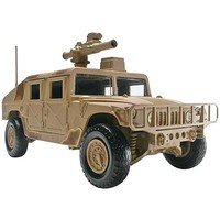 Revell-Monogram Humvee Snap Tite Plastic Model Truck Kit 1/25 Scale #851227
