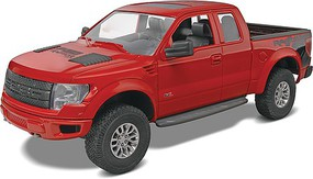 Revell-Monogram 2013 Ford F-150 SVT Raptor Snap Tite Plastic Model Truck Kit 1/25 Scale #851233