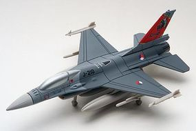 Revell-Monogram F16 Fighting Falcon Snap Tite Plastic Model Aircraft Kit 1/100 Scale #851368