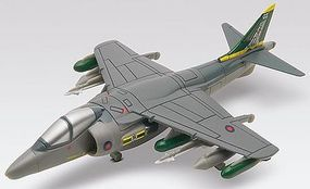 Revell-Monogram Harrier GR 7 Snap Tite Plastic Model Aircraft Kit 1/100 Scale #851372