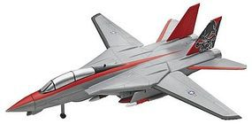 Revell-Monogram F-14 Tomcat Snap Tite Plastic Model Aircraft Kit 1/100 Scale #851378