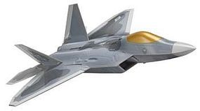 Revell-Monogram F-22 Raptor Snap Tite Plastic Model Aircraft Kit 1/100 Scale #851390