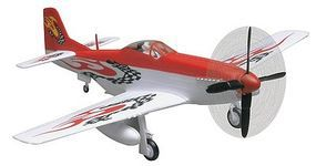 Revell-Monogram P-51D Mustang Snap Tite Plastic Model Aircraft Kit 1/72 Scale #851391