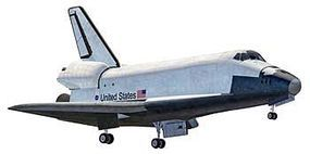 Revell-Monogram Space Shuttle Snap Tite Plastic Model Spacecraft Kit 1/250 Scale #851393