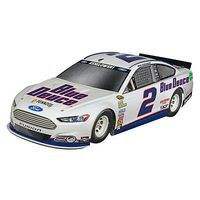 Brad Keselowski #2 Blue Deuce Ford Fusion Plastic Model Car Kit 1/24 Scale #851472