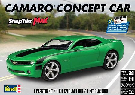Revell Monogram 1:25 Scale 2013 Camaro ZL1 Plastic Model Kit