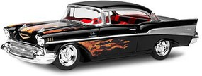 Revell-Monogram 1957 Chevy Bel Air Snap Tite Plastic Model Car Kit 1/25 Scale #851529