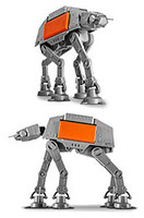 Revell-Monogram SW Imperial AT-ACT Cargo Walker Rogue 1 Science Fiction Plastic Model 1/100 Scale #851636