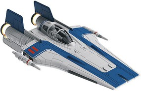Revell-Monogram Resistance A-Wing Fighter Snap Tite Plastic Model Figure Kit 1/144 Scale #851639