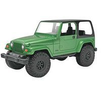 Revell-Monogram Jeep Wrangler Rubicon Snap Tite Plastic Model Vehicle 1/25 Scale #851686