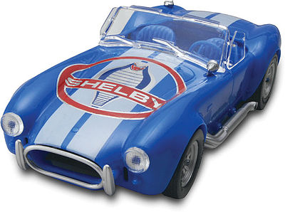 Revell-Monogram 427 Cobra -- Snap Tite Plastic Model Vehicle Kit -- 1/32 Scale -- #851751