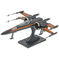 Revell-Monogram Poes X-Wing Fighter Snap Tite Plastic Model Figure #851825