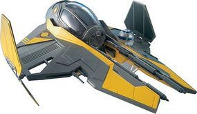 Revell-Monogram Star Wars Anakins Jedi Starfighter Snap Tite Plastic Model Spacecraft Kit #851850