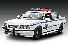 2005 Impala Police Car Snap Tite Plastic Model Vehicle Kit 1/25 Scale #851928