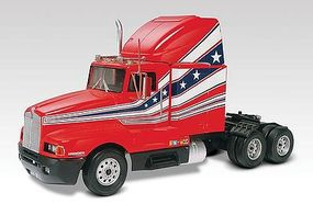 Revell-Monogram Kenworth T600 Snap Tite Plastic Model Vehicle Kit 1/32 Scale #851958