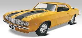 Revell-Monogram 1969 Camaro Z/28 SS Snap Tite Plastic Model Vehicle Kit 1/25 Scale #851959