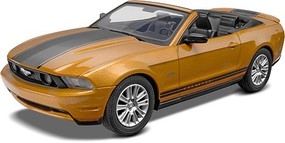 Revell-Monogram 2010 Mustang Convertible Snap Tite Plastic Model Vehicle Kit 1/25 Scale #851963