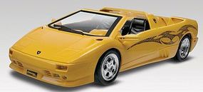 Revell-Monogram Lamborghini Diablo VT Roadster Snap Tite Plastic Model Vehicle Kit 1/24 Scale #851966