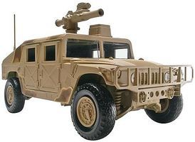 Humvee Snap Tite Plastic Model Vehicle Kit 1/25 Scale #851970