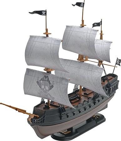 Pirate Ship Black Diamond