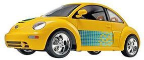 Revell-Monogram New Beetle Plastic Model Car Kit 1/24 Scale #851976