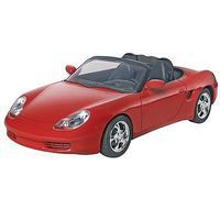 Revell-Monogram Porsche Boxster Plastic Model Car Kit 1/24 Scale #851984