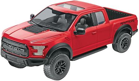 2017 ford f 150 raptor snap tite plastic model vehicle kit 1 25 scale 851985 by revell monogram. Black Bedroom Furniture Sets. Home Design Ideas