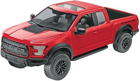 Revell-Monogram 2017 Ford F-150 Raptor Snap Tite Plastic Model Vehicle Kit 1/25 Scale #851985
