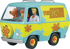Revell-Monogram Scooby-Doo Mystery Machine Plastic Model Truck Kit 1/20 Scale #851994