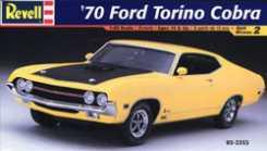 Revell-Monogram 1/25 1970 Ford Torino Cobra