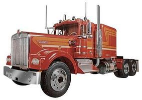 Revell-Monogram Kenworth W900 Conventional Tractor Cab (SSP) Plastic Model Truck Kit 1/16 Scale #852501