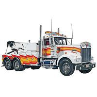 Revell-Monogram Kenworth W900 Wrecker Plastic Model Truck Kit 1/25 Scale #852510