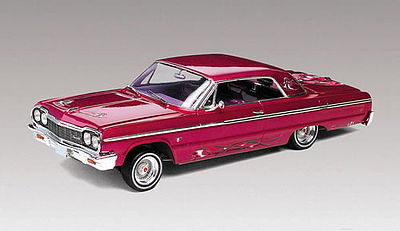 Revell-Monogram 1964 Impala Lowrider Plastic Model Car Kit 1/25 Scale #852574