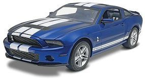 Revell-Monogram 2010 Ford Shelby GT500 Plastic Model Car Kit 1/12 Scale #852623