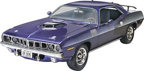 Revell-Monogram 1971 Hemi Cuda 426 Plastic Model Car Kit 1/24 Scale #852943