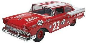 Revell-Monogram Fireball Roberts 1957 Ford Plastic Model Car Kit 1/25 Scale #854024